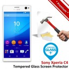 Premium Sony Xperia C4 Tempered Glass Screen Protector