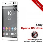 Premium Matte Anti-Fingerprint Sony Xperia C5 Ultra Screen Protector