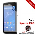 Premium Matte Anti-Fingerprint Sony Xperia E4G Screen Protector