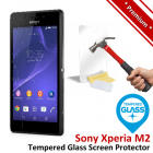 Premium Sony Xperia M2 Tempered Glass Screen Protector
