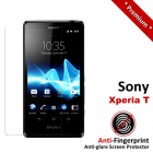 Premium Matte Anti-Fingerprint Sony Xperia T Screen Protector