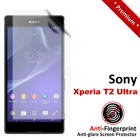 Premium Matte Anti-Fingerprint Sony Xperia T2 Ultra Screen Protector