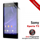 Premium Matte Anti-Fingerprint Sony Xperia T3 Screen Protector