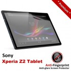 Premium Matte Anti-Fingerprint Sony Xperia Z2 Tablet Screen Protector