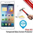 Premium Vivo X3 Tempered Glass Screen Protector