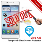 Premium Vivo X3S Tempered Glass Screen Protector