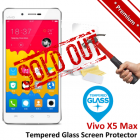 Premium Vivo X5 Max Tempered Glass Screen Protector