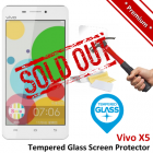 Premium Vivo X5 Tempered Glass Screen Protector