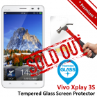 Premium Vivo Xplay 3S Tempered Glass Screen Protector