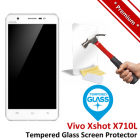 Premium Vivo Xshot X-Shot X710L Tempered Glass Screen Protector