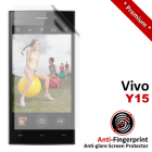 Premium Matte Anti-Fingerprint Vivo Y15 Screen Protector