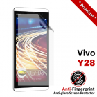 Premium Matte Anti-Fingerprint Vivo Y28 Screen Protector
