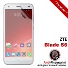 Premium Matte Anti-Fingerprint ZTE Blade S6 Screen Protector