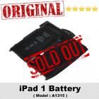 Original iPad 1 Battery Model A1315 Internal Battery