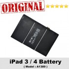 Original iPad 3 4 Battery Model A1389 Internal Battery