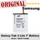 Original Samsung Galaxy Tab 3 Lite 7.0 Battery Model EB-BT115ABC