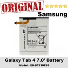 Original Samsung Galaxy Tab 4 7.0 Battery Model EB-BT230FBE