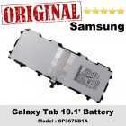 Original Samsung Galaxy Note 10.1 N8000 P5100 P7500 Battery Model SP3676B1A