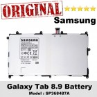 Original Samsung Galaxy Tab 8.9 Battery Model SP368487A