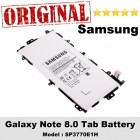Original Samsung Galaxy Note 8.0 Tab Battery Model SP3770E1H