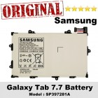 Original Samsung Galaxy Tab 7.7 Battery Model SP397281A