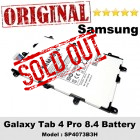 Original Samsung Galaxy Tab 4 Pro 8.4 T320 Battery Model SP4073B3H