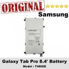 Original Samsung Galaxy Tab Pro 8.4 Battery Model T4800E